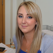 Rebecca Richards Admin at Catherine Bennett Accountants Cornwall